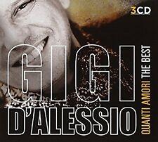 Gigi D'Alessio - Quanti Amori: Best [New CD] Italy - Import