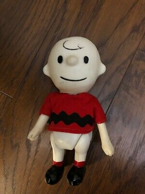 1965 Vintage Peanuts Pocket Doll SNOOPY United Feature Syndicate