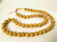 Antiguedad abalorios Murano old Venetian King trade glass beads Venecia R afrozip