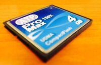 4gb Compact Flash Card Atp 150x Canon Nikon Kodak Sony Olympus Vivitar Hp Camera