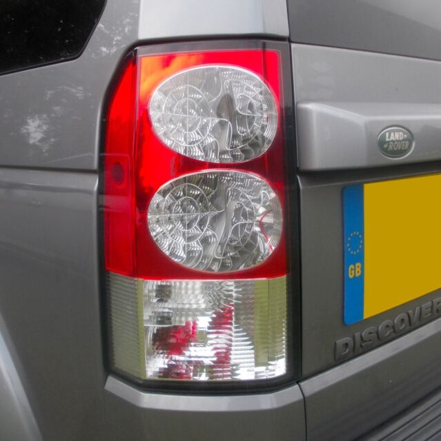 Back Light Wiring Diagram 2004 Range Rover: Land Rover Discovery 4 BLACK LED 2014 Rear Lights Tail