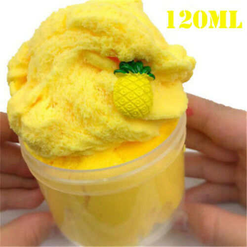 Icecream Cloud Slime Reduced Pressure Mud Stress Relief Kids Toys Gifts