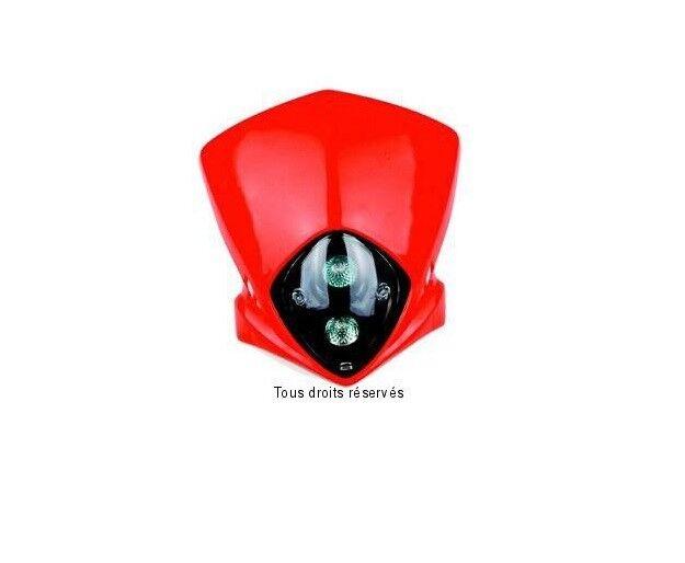 PANEL LIGHT MOTORRAD CROSS ENDURO MOTARD BETA 12V 20W ROJO BLITZ