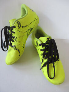 Details zu ADIDAS ° super Turnschuhe Gr. 32 neon Jungen Sport Schuhe Sneakers Hallenschuhe