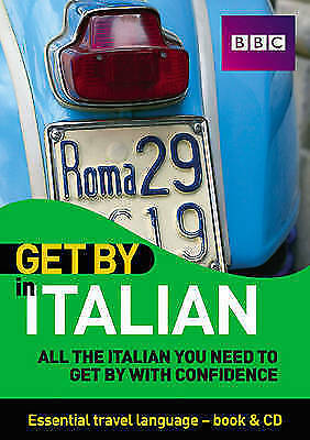 1 of 1 - Get by in Italian (Book & CD),  Condition Book, Rossella Peressini, Robert Andre