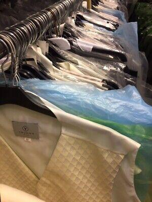 Bene £ 50 Costume Un Affare 25 Assortiti Uomo Gilet Assortiti Taglie Colori Originale Al 100%