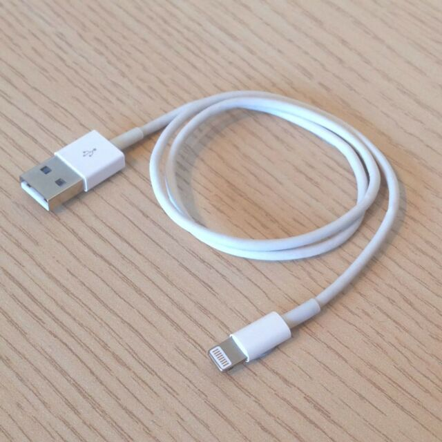 0 5m Fast Charger Usb Cable For Le Iphone 5 6 7 8 Lightning To