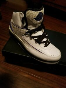 size 40 2173e cab8d Image is loading Nike-Air-Jordan-Retro-II-Dark-Concord-2-