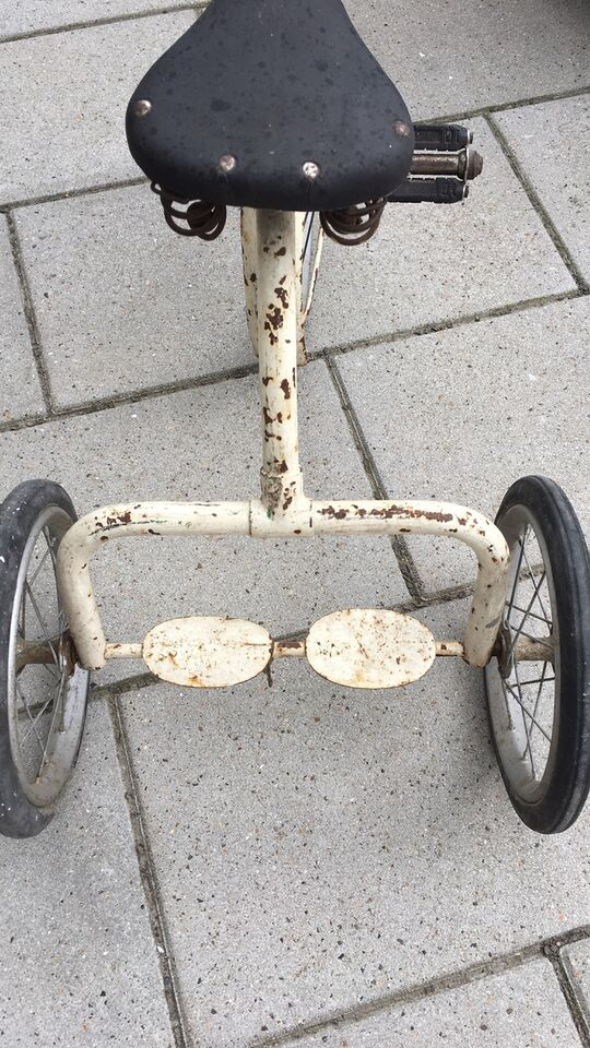 Unisex børnecykel, trehjulet