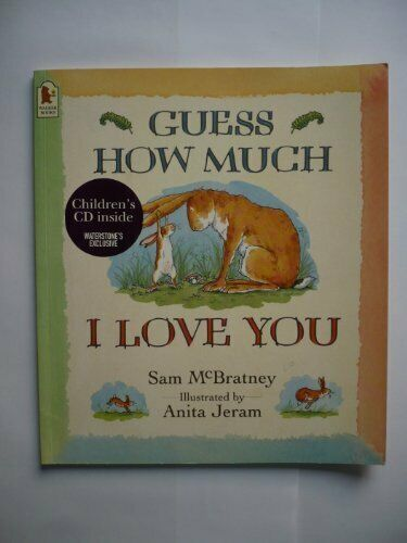 Guess How Much... Book/CD,McBratney,Sam