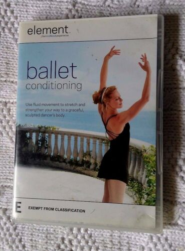 1 of 1 - Element - The Mind And Body Experience - Ballet Conditioning (DVD)R-4, VERY GOOD