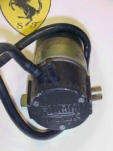 Ferrari Air Horn Compressor Fiamm 50089309 208 246 308 365 512 Bb Gt4 Dino Oem Ebay