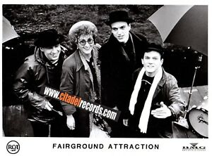 Fairground-Attraction-PHOTO-FOTO-17cm-x-24cm-PROMO-ORIGINAL-COMPANY-ARCHIVES