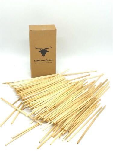 250Stk.Gastronomie  nicht Bambus Strohhalm Trinkröhrchen Jumbo Eltrabajador®