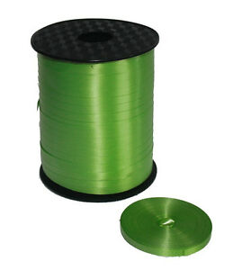 Light-Green-5mm-Curling-Ribbon-Chose-From-10m-100m-for-Balloons-amp-Gift-Wrap