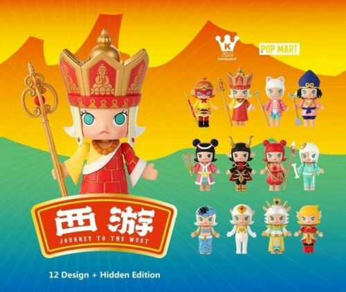 Molly Journey To The West Blind Box Toy Series by Kennyswork x POP MART