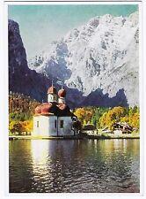 Alte Postkarte,AK, Künstlerkarte > St.Bartholomä am Königssee <