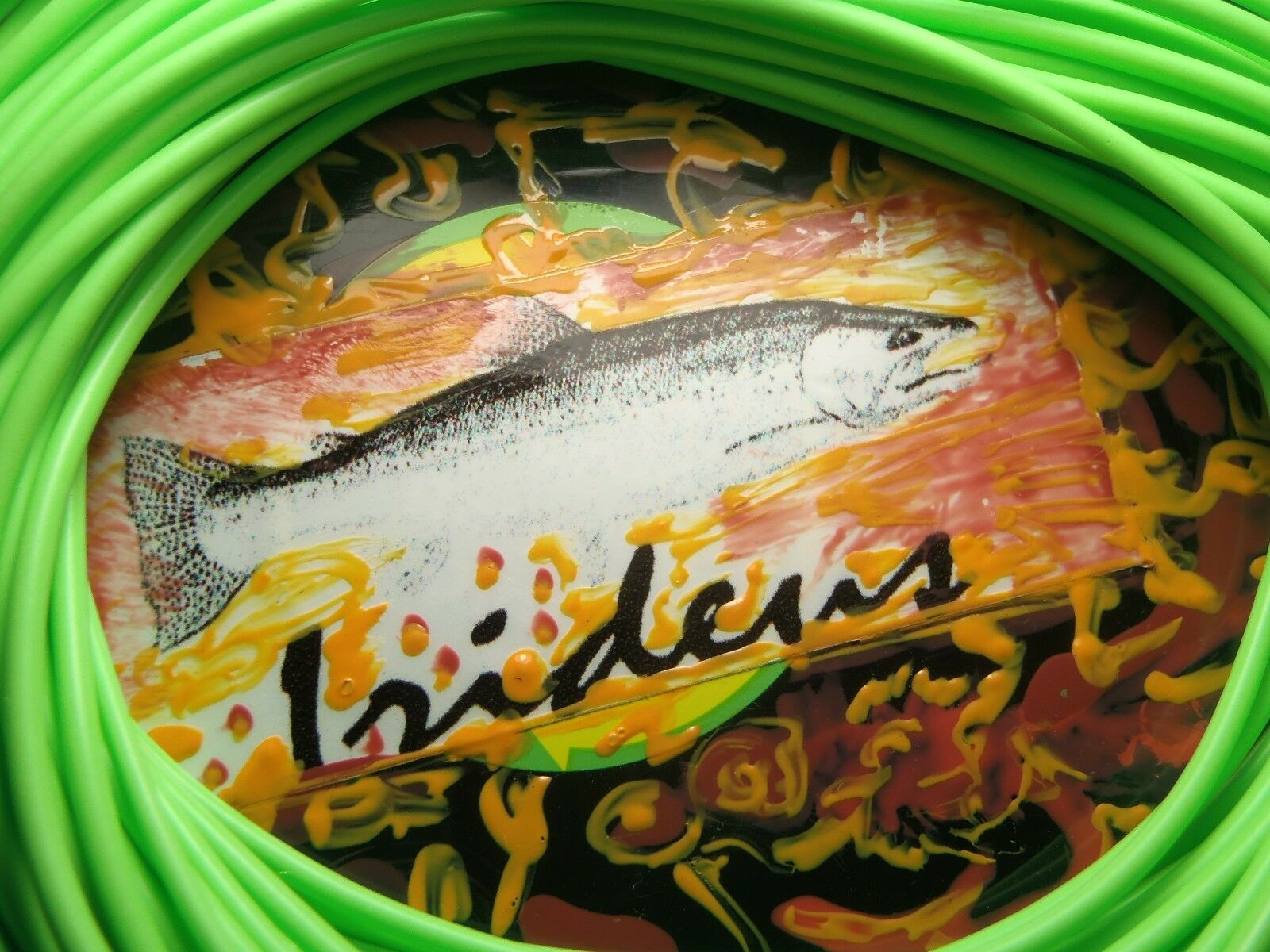 Irideus Zen Spey 356 Scandi Head Spey & Switch Rod Steelhead Fly système de ligne