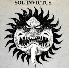 """SOL INVICTUS See the dove fall - 7"""" - Ltd. 450 Clear Vinyl"""