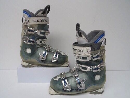 Skischuh Skistiefel Salomon X-PRO R70 W, Gr. 39   25.0 (ee-238)