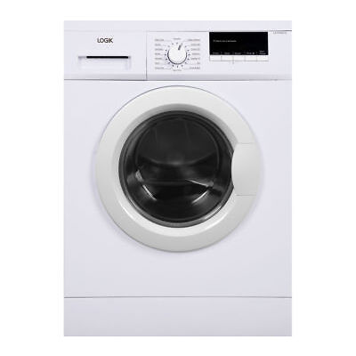 LOGIK L612WM16 Washing Machine - White - Currys