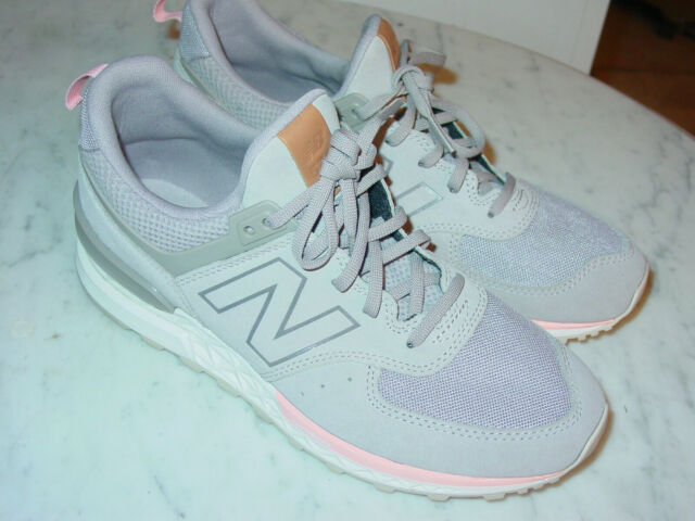 White/Himalayan Pink Shoes! Size