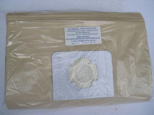 5x Filtersack Filterbeutel Filtersäcke für Wap Alto SQ 8 850-11 850-11 Sauger