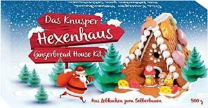 1000g 19 98 Pertzborn Lebkuchen Haus Hexenhaus Zum Basteln Mit