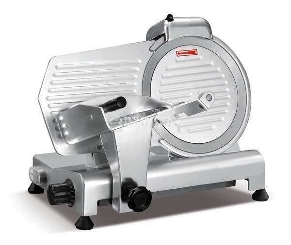Adcraft Meat Slicer Belt Driven Medium Duty Smooth Slide Sharpen Blade - Sl300Es