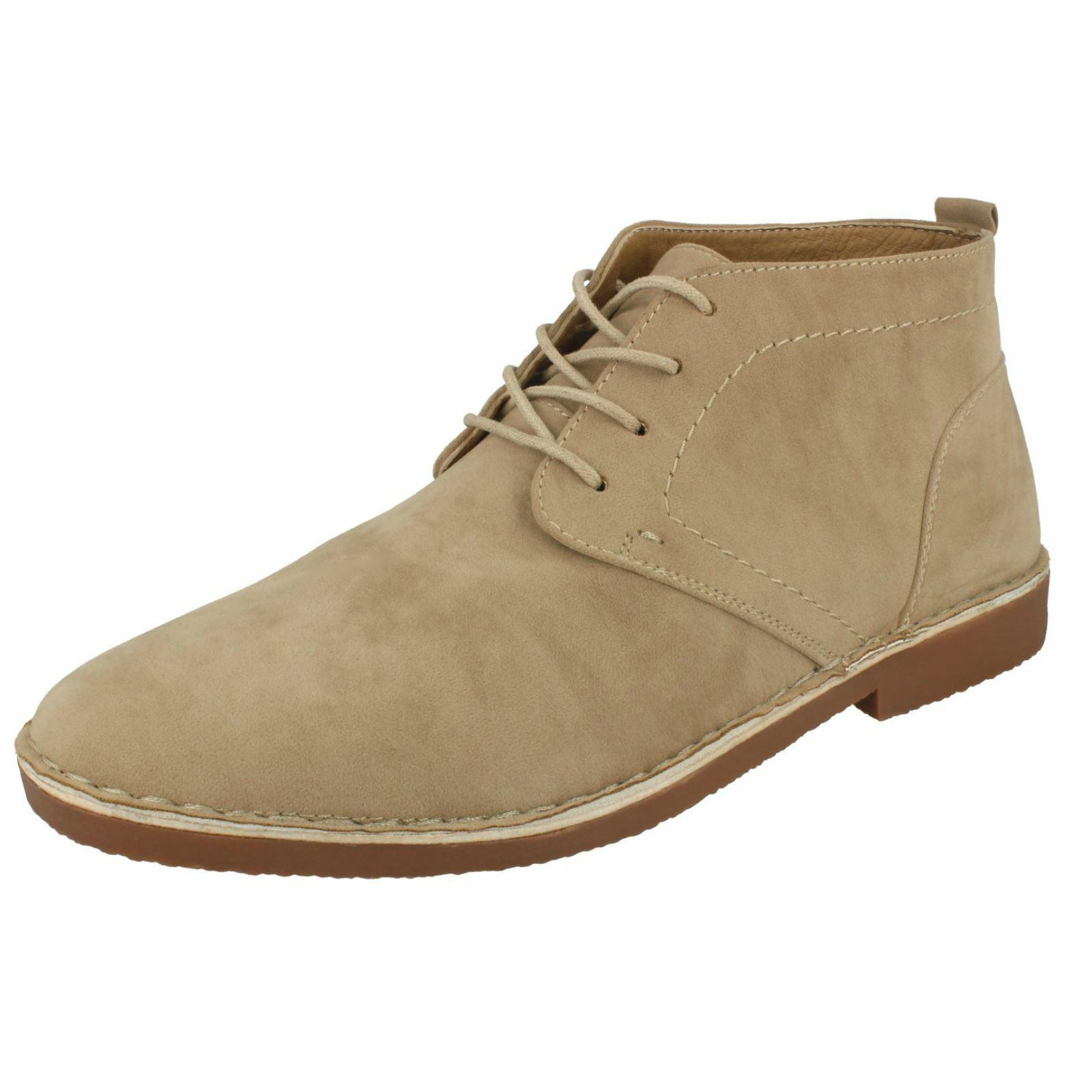 Mens Joe Fresh Chukka Boots 'Vallot'