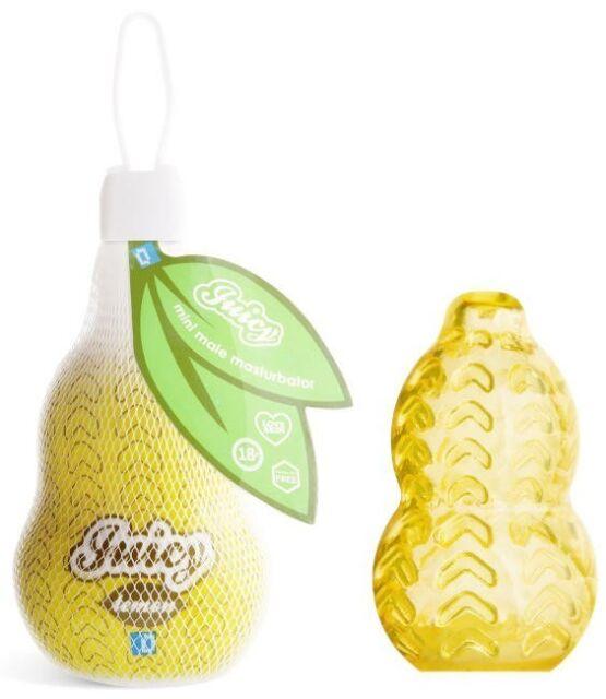 Masturbateur Juicy Lemon Vulcan avec son lubrifiant
