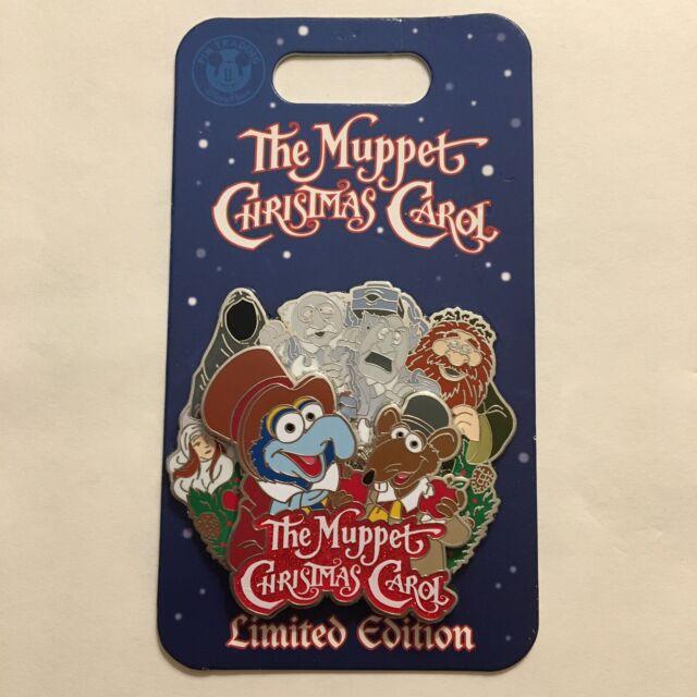 Disney Pin The Muppets Christmas Carol LE 5000 2019 | eBay