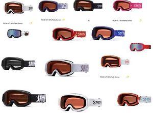 27472b3d68f8 Image is loading Smith-Optics-Snowboard-Ski-Childrens-Goggles-Many-Styles-