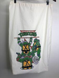 Vintage-TMNT-Teenage-Mutant-Ninja-Turtles-Laundry-Utility-Bag