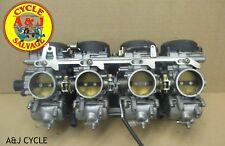 Carburetor 1996-2003 Kawasaki ZX7 gas and fuel carburetors Guaranteed carbs