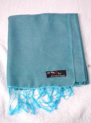 Scarf Wrap Stole Throw Shawl Women Ladies Men Large Pashmina Style Neck Scarves