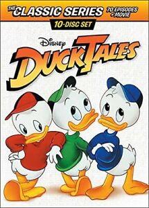 DuckTales TV Series Volumes 1 2 3 + Treasure of the Lost Lamp Movie NEW DVD