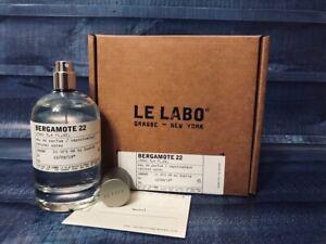 Le-Labo-Bergamote-22-eau-de-parfum-100-ml-3-4fl-oz-new-with-box