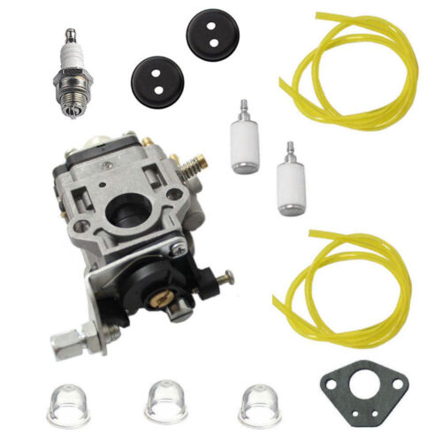 Carburetor /& Spark Plug For RedMax EB7000 EB7001 EB4300 EB4400 BACKPACK BLOWER