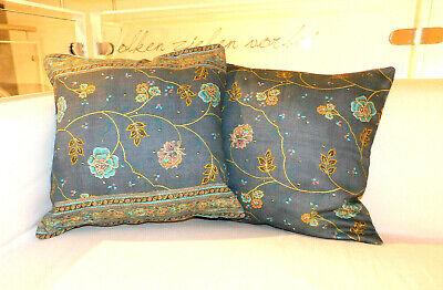 Kissenbezug für Möbel BASSETTI Granfoulard 40x40cm MONTEFANO R1