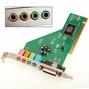 PCI SOUND CARD WINDOWS DRIVER