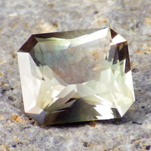 GREEN-DICHROIC-SCHILLER-SUNSTONE-OREGON-1-96Ct-FLAWLESS-VERY-RARE-JEWELRY-INVEST