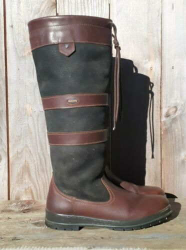 Dubarry Galway Country Gore-Tex Leather Knee High