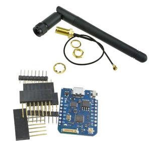 WeMos D1 ESP-12E ESP8266 Serial Wifi Development Board Adapter ModuleASS