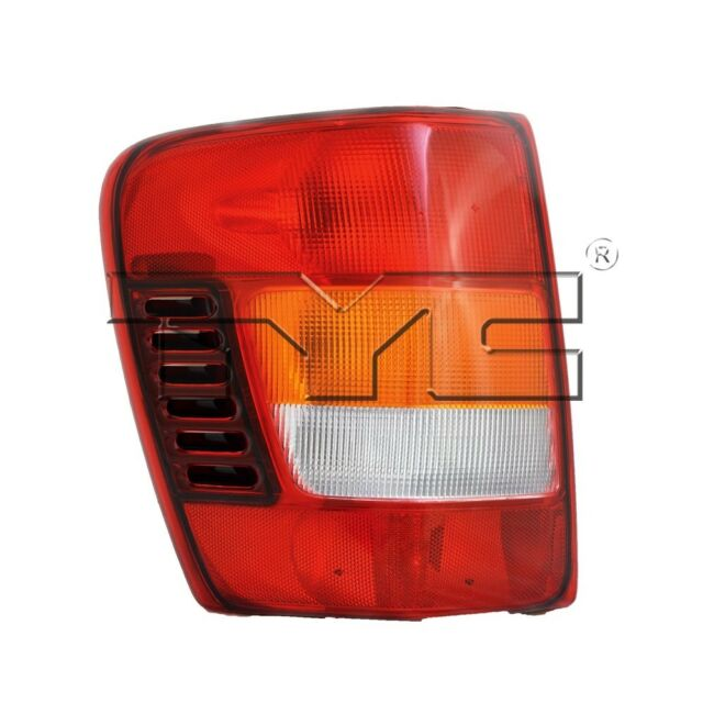 TYC NSF Right Side Tail Light Lamp Assembly for Jeep Grand Cherokee 2002-2004
