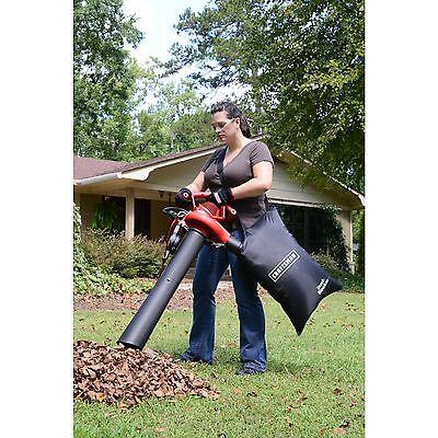 Craftsman Electric Leaf Blower 12amp Metal Shred Mulch Vacuum 2 Speed Hand Held