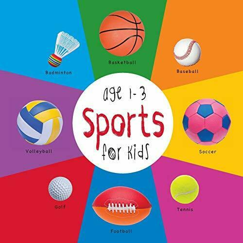 Martin Dayna-Sports For Kids Age 1-3 (Engag (US IMPORT) BOOK NEW