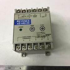 Details about  /1PCS Used KEYENCE eddy current sensor AS-440-05