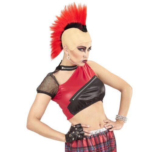 Perücke von Punk Spiegelkappe Kamm Ps 26450 Perücken Karneval