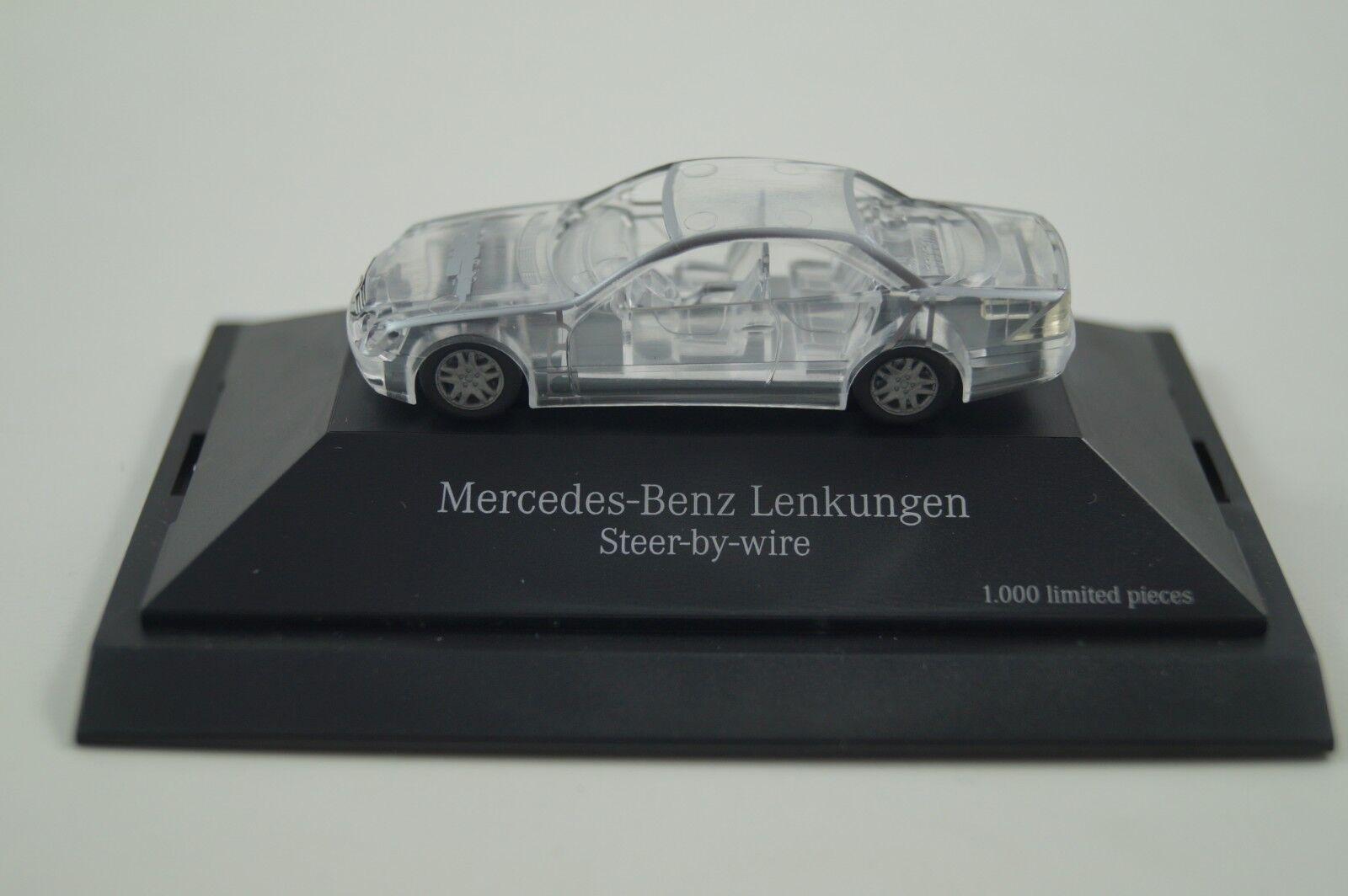 Vous ne pouvez pas acheter un téléphone portable  et et et vous n'avez pas de rabais. Herpa Voiture Miniature 1:87 h0 Mercedes-Benz CL coupé Lenkungen Steer-by-Wire | En Vente  d1adb6
